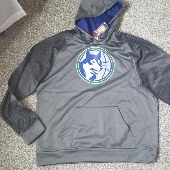 Hardwood Classic Shirts Hoodie Minnesota Timberwolves Hoodie